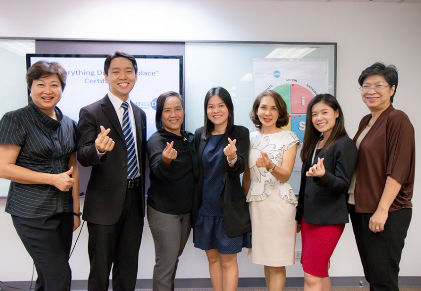 M.I.S.S.CONSULT  จัดอบรมหลักสูตร Everything DiSC Workplace® Certification